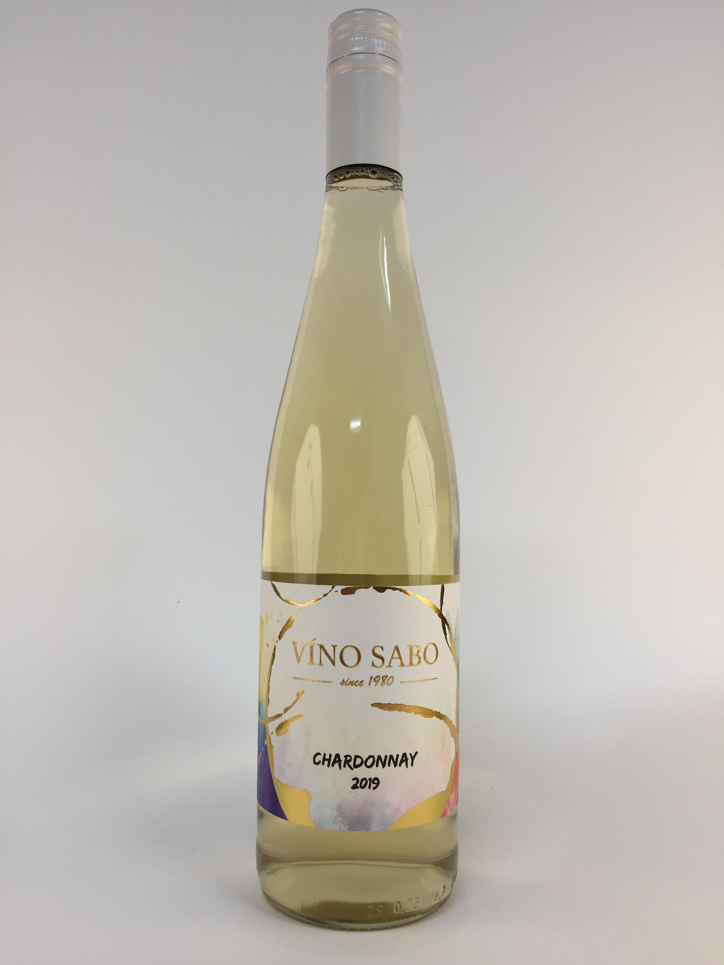Chardonnay, suché