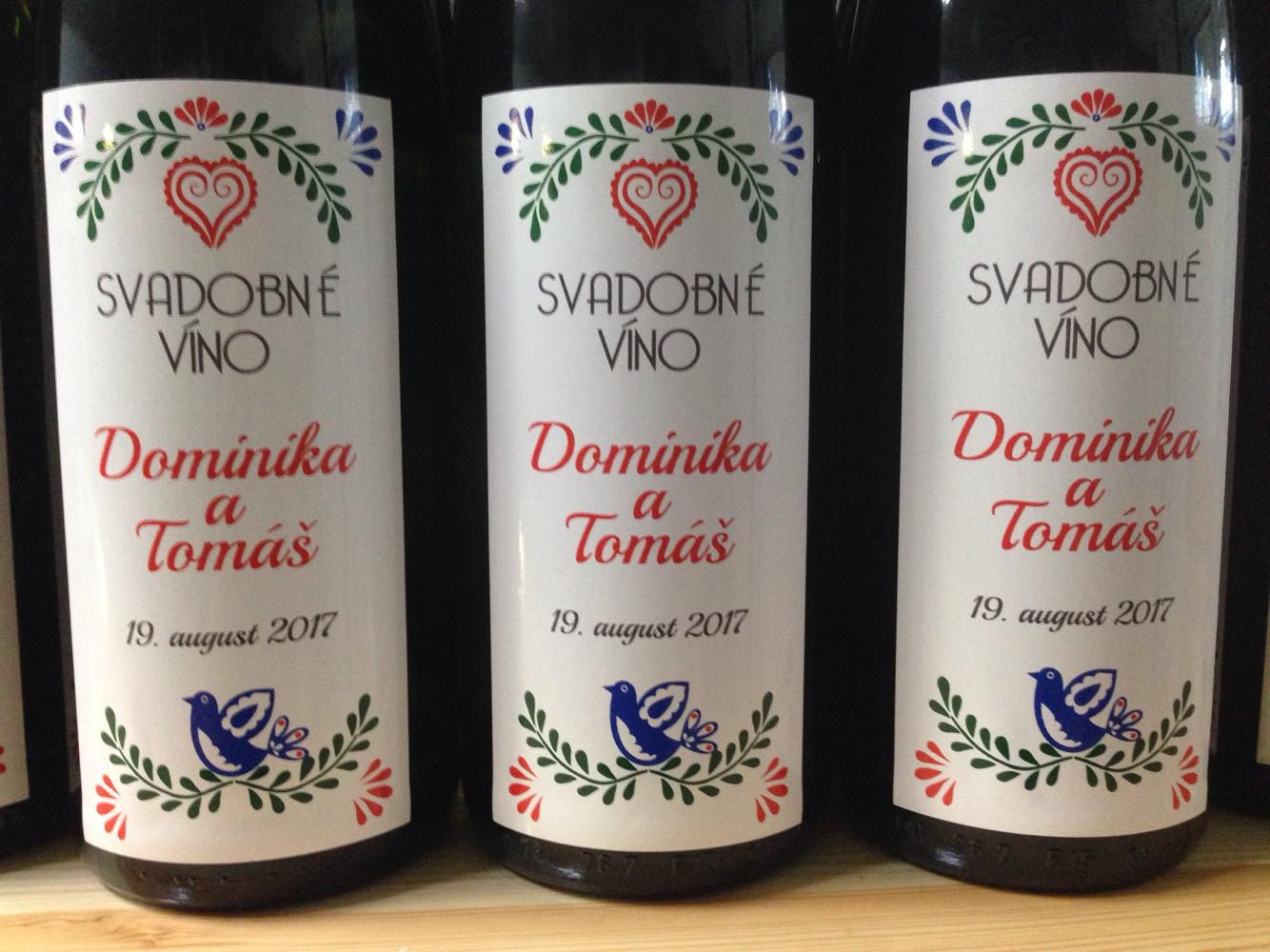 Svadobné vínko